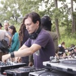 DJ Basilisk @ Cherry Beach